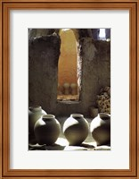Potteries, Morocco Fine Art Print