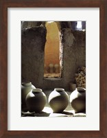 Potteries, Morocco Fine Art Print
