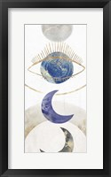Crescent Moon II Fine Art Print