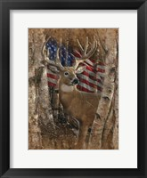 Whitetail Buck America Fine Art Print