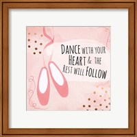 Dance with Your Heart Fine Art Print