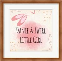 Dance & Twirl Fine Art Print