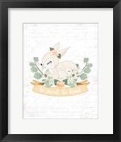 Sweet Little Bunny Fine Art Print