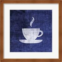 Indigo Cup Fine Art Print