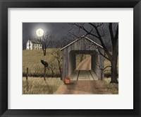 Sleepy Hollow Bridge Fine Art Print