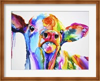 Do These Colours Make My Calves Look Fat Fine Art Print