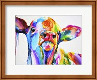 Do These Colours Make My Calves Look Fat Fine Art Print