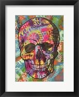 Skull 1UP Fine Art Print