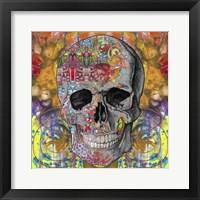 Smile Skull Fine Art Print