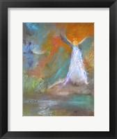 Angel Blessings Fine Art Print