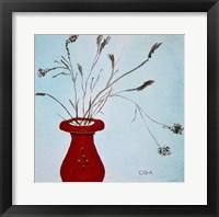 Beaded Vase Fine Art Print