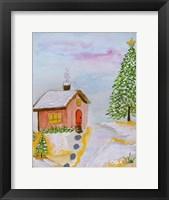 Christmas is Cozy Fine Art Print