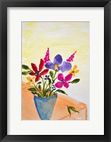 Mixed Flowers Fine Art Print