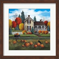 Country Crows Fine Art Print