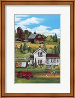 Down on the Farm Fine Art Print