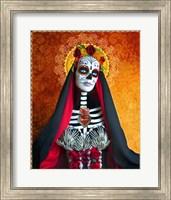 DOD-Santa Muerte Fine Art Print