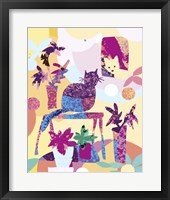 Still Life With Two Cats Fine Art Print