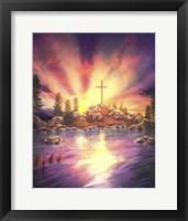Sacred Fire Fine Art Print