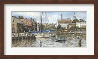 Annapolis City Dock Fine Art Print