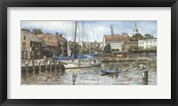 Annapolis City Dock Fine Art Print