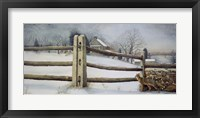 A View of the Hunt Fine Art Print