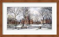 Independence Hall Fine Art Print