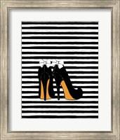 Bow Heels Fine Art Print