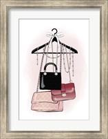 Handbags Stock Fine Art Print