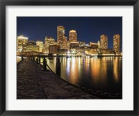 Boston Financial Fine Art Print