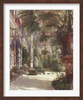 The Palm House Fine Art Print