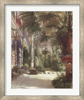 The Palm House Fine Art Print