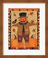 Jack the Scarecrow Fine Art Print