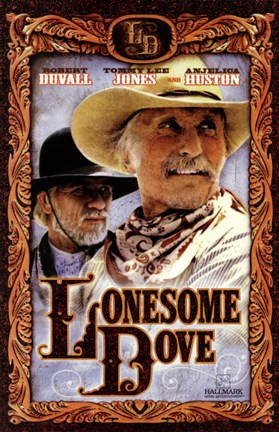 Framed Lonesome Dove Print