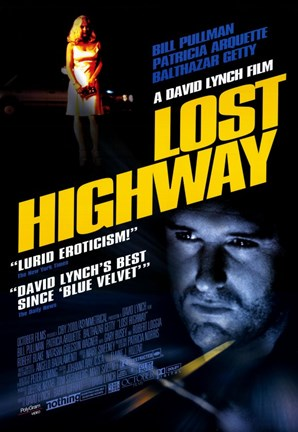 Framed Lost Highway - A David Lynch Film Print
