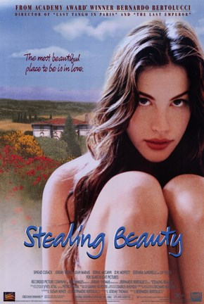 Framed Stealing Beauty Print