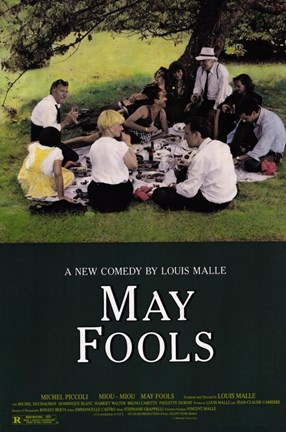 Framed May Fools Print