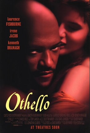 Framed Othello, c.1995 style a Print