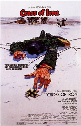 Framed Cross of Iron Print