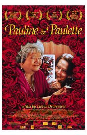 Framed Pauline and Paulette Print