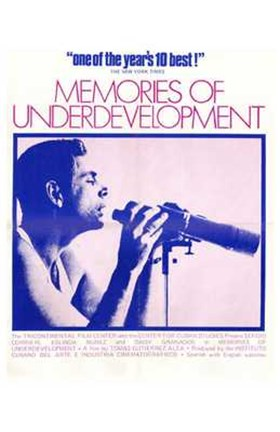 Framed Memories of Underdevelopment Print