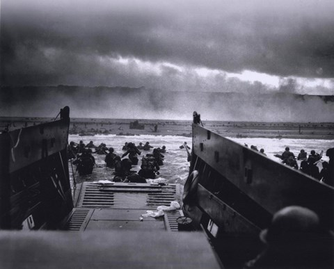 The Morning Of June 6 1944 D Day At Omaha Beach 1