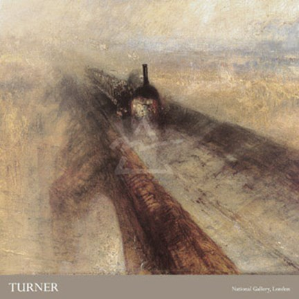 jmw turner rain steam and speed