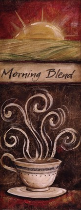 Framed Morning Blend Print