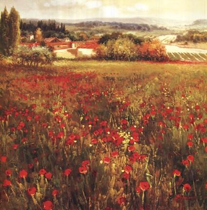 Fiori K.Fiori Piccoli Fine Art Print By K Solaman At Fulcrumgallery Com