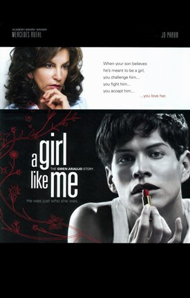 Framed Girl Like Me: The Gwen Araujo Story Print