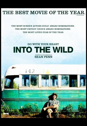 Framed Into The Wild By Sean Penn Print