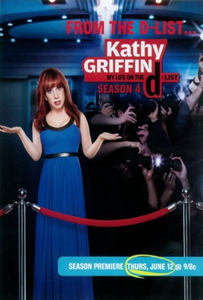 Framed Kathy Griffin: My Life on the D-List Print