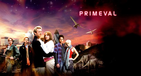 Framed Primeval (TV) Print
