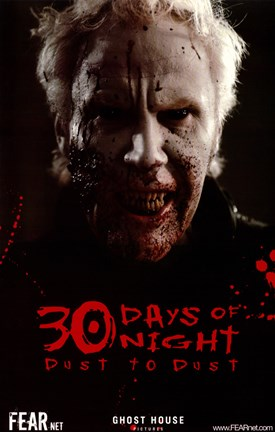 Framed 30 Days of Night: Dust to Dust (TV) Print