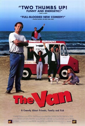 Framed Van (movie poster) Print